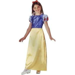 Snow White Disney Princess Costume Child Size 2 4 Toys