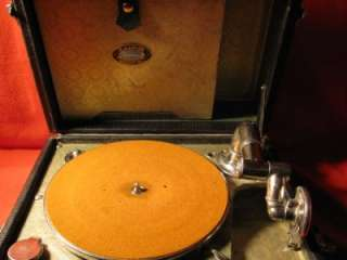 crank phonograph, gramaphone, Oro phone reproducer, awesome