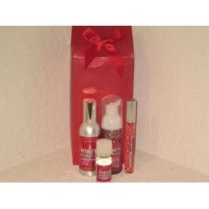 Bath & Body Works Holiday Traditions Winter Candy Apple