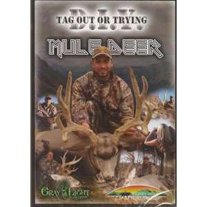 : TAG OUT or DIY Trying ~ Mule Deer Hunting DVD Archery: Movies & TV