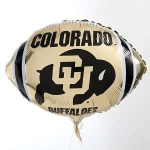 NCAA Team 18 Football Shaped Party Mylar Foil Balloon Toys & Games