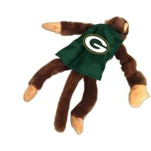 Green Bay Packers Flying Monkey (Set of 2): Sports
