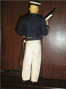 VINTAGE GI JOE ACTION SAILOR ANNAPOLIS CADET #7624