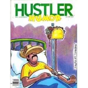 HUSTLER HUMOR JULY 1987 7 87 (HUSTLER HUMOR): HUSTLER MAGAZINE: Books