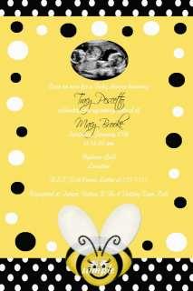 LADYBUG LADY BUG First 1st Birthday Invitations x 2