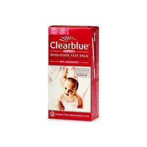 Clearblue Easy Ovulation Test Pack   7 Ea