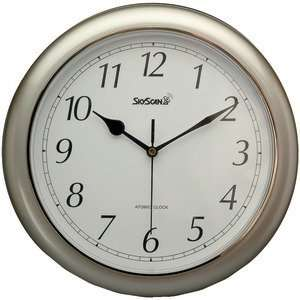 Equity 28512 12 Analog Atomic Clock (Watches & Clocks