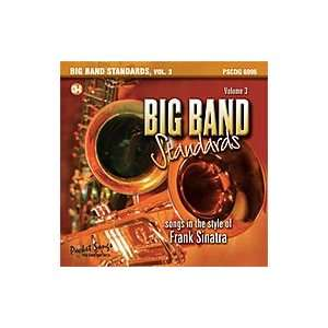 Big Band Standards   In The Style of Frank Sinatra, Vol. 3