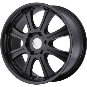 Black Rhino Wheels Sabi Series Matte Black Wheel (22x9.5