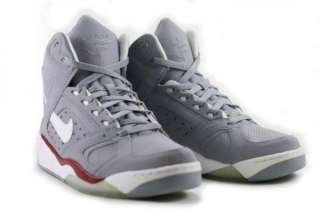NIKE AIR FLIGHT LITE HIGH Mens Basketball Grey Shoes Size 10 New in