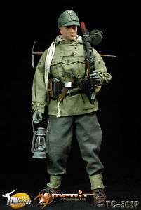 Toys City German Mountain Troop MG34 Action Figure