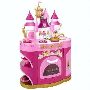 Disney Princess Enchanted Talking Kitchen Toys & Games