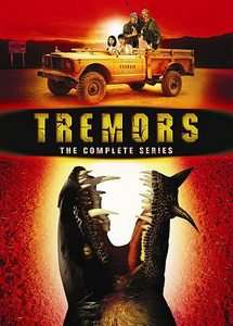 Tremors The Complete Series DVD, 2010, 3 Disc Set