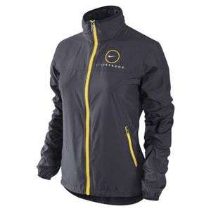 Nike sz S Livestrong Open Hem Running Training Jacket NEW $60 419113