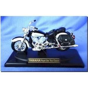 Yamaha Royal Star Tour Classic Black Toys & Games