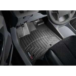 2011 2012 Toyota Sienna Black WeatherTech Floor Liner
