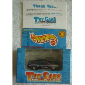 HOT WHEELS TOY CARS 70 BARRACUDA PROMO BOXED DIECAST