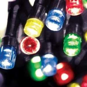 Solar 50 LED Multi Color String Lights: Home Improvement