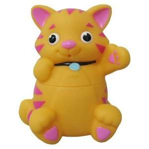 Sassy Cat Stay Clean No Mold Baby Bath Toy Squirter Toys & Games