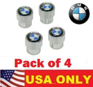 BMW Car Wheel Tire Valve Stem Air Caps 1 3 5 6 7 SERIES