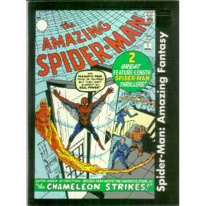 Amazing Fantasy Spider Man Marvel Comics Books