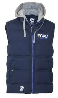 title mens ecko untld body warmer gilet other desceiption sleeveless