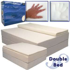 Memory Foam Mattress Topper for a Double Bed  Kitchen
