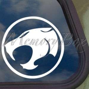 THUNDERCATS LOGO SYMBOL Decal Truck Window Sticker