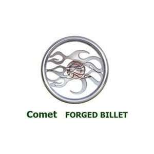 Comet Full Billet Steering Wheels Custom Horn Button