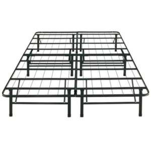 Platform Metal Bed Frame   in Twin, Full, Queen, King, and CA King
