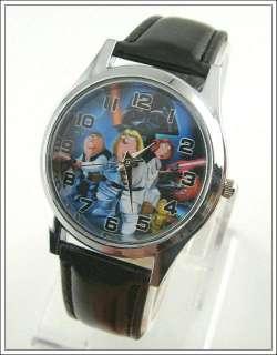 Family Guy  Star Wars Quartz Wrist Gift Watch JIA