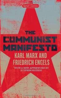 The Communist Manifesto Karl Marx