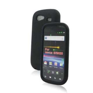 Silicone Case Cover Film Charger for Samsung Google Nexus S i9020