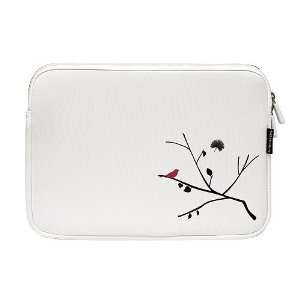 CaseCrown Fashion Netbook Neoprene Sleeve Case (Spring Bird Branch