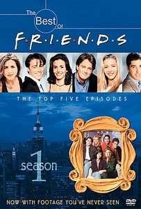 The Best of Friends Season 1 DVD, 2003