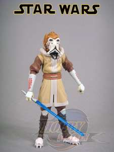 Star Wars The Clone Wars Plo Koon Cold Weather Gear