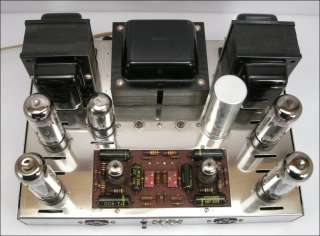 Dynaco ST 70 Stereo Tube Amplifier, Exceptionally Clean, Retubed