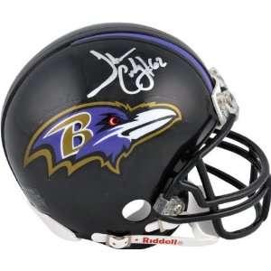 Terrence Cody Autographed Mini Helmet  Details Baltimore