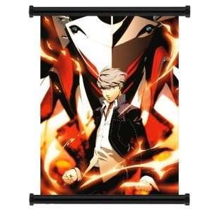 Shin Megami Tensei Persona 4 Game Fabric Wall Scroll Poster (16x22