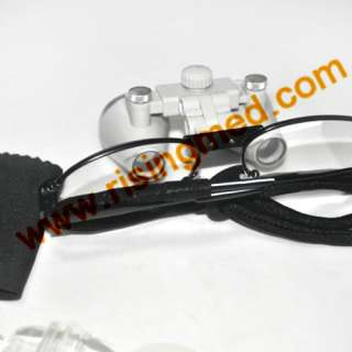 Dentist Dental Surgical Medical Binocular Loupes 3.5X 420mm Optical