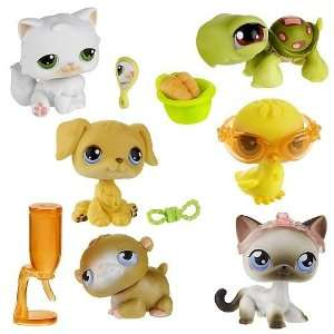 Littlest Pet Shop ARCTIC BARGAIN HUNTER RANCH Cozy Care Toys & Games
