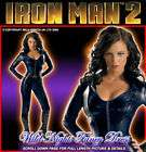fancy dress marvel iron man 2 black widow lady lg