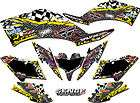 LTR 450 LTR450 SUZUKI GRAPHICS KIT QUAD STICKERS DECALS 4 WHEELER ATV