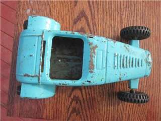 NYLINT ROADSTER RAT ROD HOT ROD FORD ROADSTER IN Sky Blue
