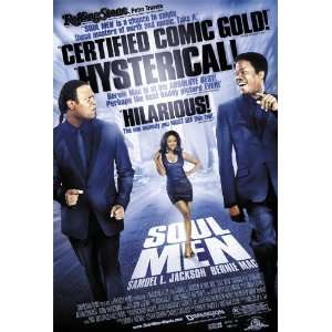 Soul Men Movie Poster (11 x 17 Inches   28cm x 44cm) (2008