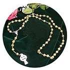 IRISH CONNEMARA MARBLE Rosary w Sterling Celtic Cross items in The