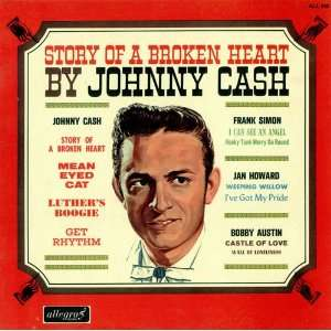 Story Of A Broken Heart Johnny Cash Music