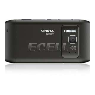 BRAND NEW SIM FREE UNLOCKED NOKIA N8 BLACK MOBILE PHONE