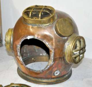 99 mark v morse diving equipment co boston mass 8 29 1941 copper and