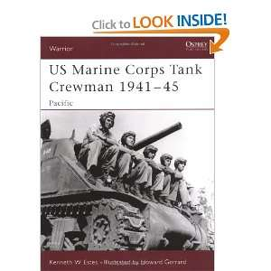 US Marine Corps Tank Crewman 1941 45 Pacific (Warrior